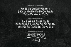 Arsen Font Product Image 5