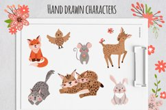 Cute Forest Animals Collection Product Image 6
