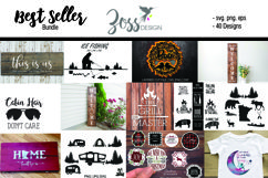 Zoss Design's Best Seller Bundle 30 files and graphic files Product Image 1