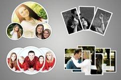 Photo frame templates v1 Product Image 2