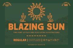 BLAZING SUN Product Image 1