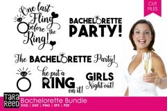 Here Comes the Bride MEGA Bundle - Wedding SVG and Cut Files Product Image 5
