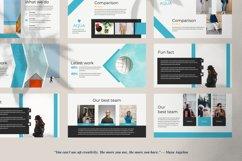Aqua Business Keynote Product Image 3