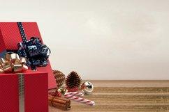 Christmas Mockup Scene PSD Background Product Image 5