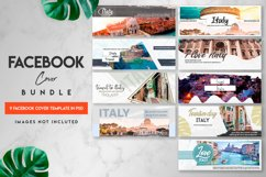 9 facebook cover templates Product Image 1