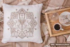 530 Vector Mandala Ornaments Bundle Product Image 8