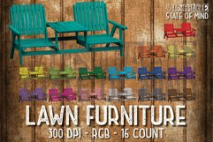 Lawn Furniture Sublimation Graphics Product Image 1