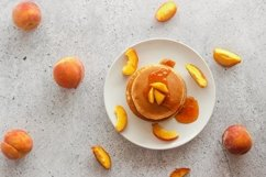 Pancakes with apricot jam Product Image 6