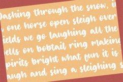 Jingle Binder Modern Handwritten Bold Font Product Image 5