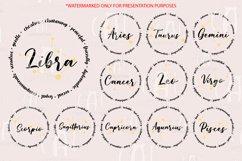 Zodiac SVG - Horoscope SVG - Astrology SVG, Zodiac signs SVG Product Image 2