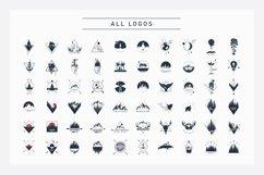 Nordicus. 60 Creative Logos Product Image 4