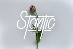 Stantic Typeface Product Image 1