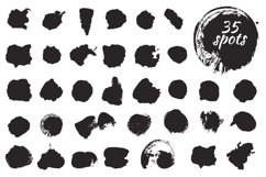 Ink blots and splachers set Product Image 4