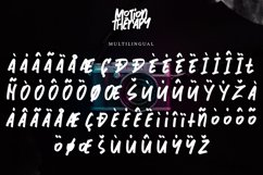 Motion Therapy   Handwritten Brush Font Product Image 5
