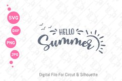 Gnomes Summer svg | Beach Gnomes |svg png dxf Product Image 5