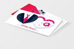 Wedding Planner's Business Card Product Image 3
