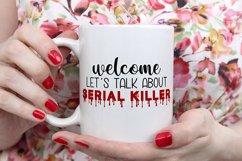 True Crime bundle svg, True Crime SVG, Murder svg, Funny svg Product Image 6