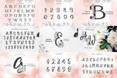 Monogram Font Bundle Product Image 2