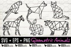 Geometric animal bundle Product Image 1