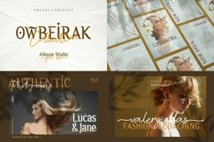 All In One | 50 Fonts Collection Product Image 5