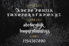 Berkahi Blackletter Font Product Image 2