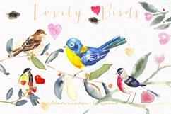 Love watercolor bundle. Valentine. Product Image 3