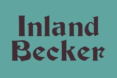 Inland Becker (pack) Product Image 6