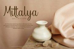 Nillya - Handwriting Font Product Image 5