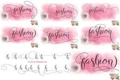 Web Font Fashion Product Image 5