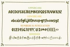 Forever Grateful Font & Doodles Product Image 6