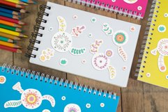 Floral stickers collection Product Image 5