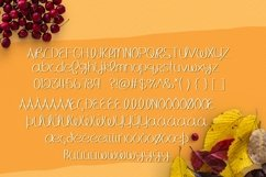 Hello Fall - Handwritten Font Product Image 2