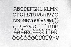 Kohm - Vintage Font Product Image 3