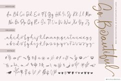 So Beautiful Font and Botanicals Product Image 2