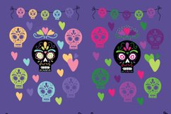 Day of the Dead Sugar Skulls Product Image 3