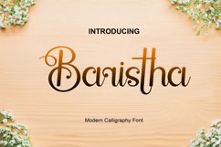 Baristha Product Image 1