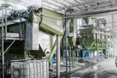 Plastic bottle recycling plant Product Image 1