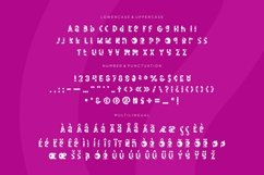 Monarch - Butterfly Display Font Product Image 5