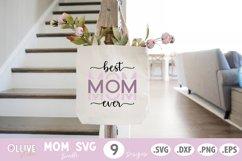 Mother's Day SVG Bundle, Mom -Mama SVG Bundle Product Image 3
