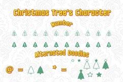 Christmas Tree Display font Product Image 3
