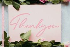 Felisha Roseland Script Font Product Image 5
