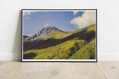 Green Mountains - Wall Art - Digital Print Product Image 2