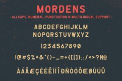 Mordens Product Image 2