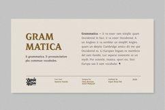 Quatera Serif Family Product Image 6