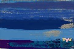 Long Dry Paint Stroke Photoshop Brushes Product Image 5