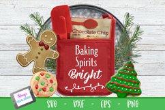 Christmas Pot Holder Bundle - 6 Christmas Pot Holder designs Product Image 3