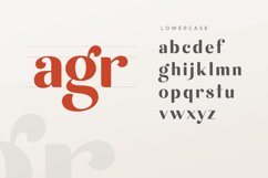michael beautiful ligature font Product Image 12