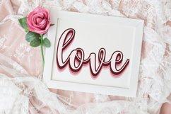 Valentine's Day Saying SVG Bundle | Retro SVG Sayings Product Image 2