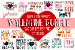 NEW Valentine SVG Bundle Product Image 1
