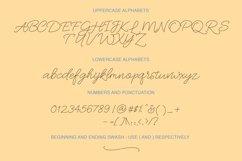 Oh Wonder - a single line, hairline sketch pen font Product Image 5